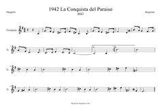 musica conquest of paradise