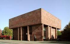 Philip Johnson Kunsthalle Bielefeld, Bielefeld, Germany (1968)