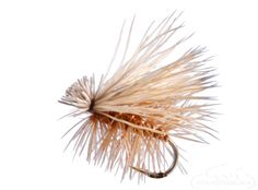 Banded Brown Elk Hair Caddis - best caddis fly pattern for grayling and trout fishing. The banding give this fly the edge, replicating the naturals better than any other product on the market. #RiverBum