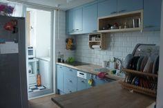 수지 아파트 리모델링 블루밍 원목싱크대 : 네이버 블로그