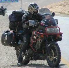 Haha....too much gear?