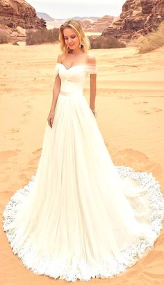 White bride dresses. All brides dream about finding the most suitable wedding day, however for this they need the most perfect wedding gown, with the bridesmaid's outfits actually complimenting the wedding brides dress. Here are a number of suggestions on wedding dresses.