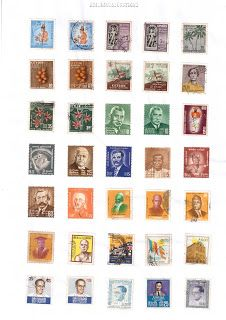 Books and Stamps collection: This stamps collections are care by my grand…