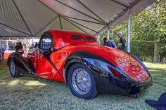 1939 Bugatti T57C Atalante | Photo bu Steve Sexton