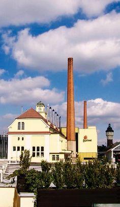 Toured the Pilsner Urquell Brewery in Pilsen,Czech Republic