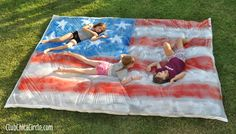 4th of July Party – Water Blob for Kids | Club Chica Circle - where crafty is contagious