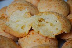 Nuselská kuchta uvádí ...: BRAZILSKÁ SÝROVÁ SLAST - PÃO DE QUEIJO Cauliflower, Food And Drink, Dairy, Menu, Bread, Cheese, Vegetables, Fitness, Cheese Bread