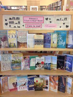 February I love to read romance