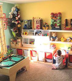Çocuk Oyun Odası Dekorasyonu ve Fikirleri