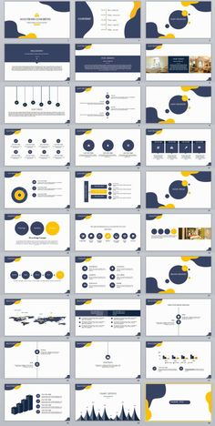 Simple multipurpose PowerPoint templates Item Details: Because the picture resolution is compressed, The PPT effects please watch video: Features: Simple multipurpose PowerPoint templates Easy and fully editable in powerpoint (shape color, size, po Ppt Design, Layout Design, Ppt Template Design, Design Brochure, Presentation Design Template, Presentation Layout, Slide Design, Icon Design, Powerpoint Presentation Ideas