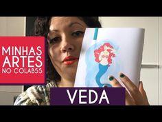 MINHAS ARTES NO COLAB 55 - VEDA 7 - Taby Says