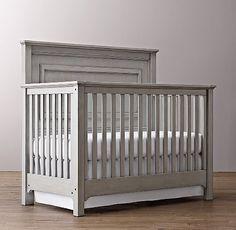 Marlowe Conversion Crib   Cribs & Bassinets   Restoration Hardware Baby & Child