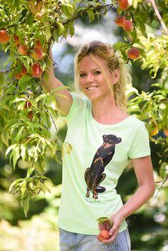 "Werner Berg T-Shirt ""Hund"" #kunst #design #kärnten"