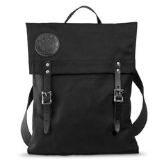 Duluth Pack Scout Bag - Men's back (from Target)