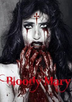 Bloody Mary. We are not just art for Michelangelo