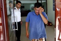 Abdullah Kurdi, the father of two young refugee boys from Syria who drowned off Turkey, told of how the family sought to survive in the water for three hours.