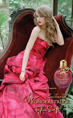 Wonderstruck Enchanted Taylor Swift perfume - a fragrance for women 2012 Taylor Swift Perfume, Taylor Swift New, Taylor Swift Pictures, Taylor Swift Enchanted, Celebrity Perfume, Color Rosa, Parfum Spray, Selena, Look Fashion
