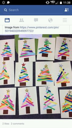 projects christmas for kids - projects christmas - projects christmas for kids - cricut christmas projects - christmas sewing projects - christmas art projects for kids - christmas art projects - diy christmas projects - christmas crafts diy projects Christmas Paper Crafts, Paper Crafts For Kids, Noel Christmas, Christmas Activities, Christmas Projects, Holiday Crafts, Simple Christmas, Craft Kids, Christmas Art For Kids