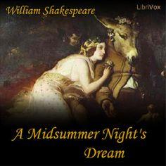 A Midsummer night's Dream audio dramatized