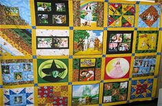 Wizard of Oz Fabric Clearance | Wizard of Oz Quilt