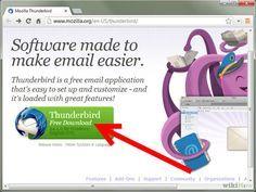 Image titled Set up Mozilla Thunderbird Step 1