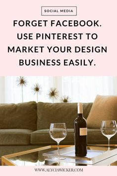 Delicieux Use Pinterest To Market Your Design Business Easily.