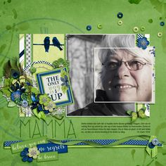 I used: Onwards and Upwards by Seatrout Scraps, GS Template by Seatrout Scraps CC appreciated.