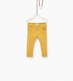 Colorful jeans-SHOP BY LOOK-Baby boy-Baby | 3 months - 3 years-KIDS | ZARA Indonesia