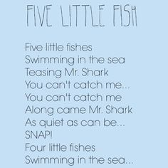 Perfect chant for the little ones. Would be great to add movements and beat motions!