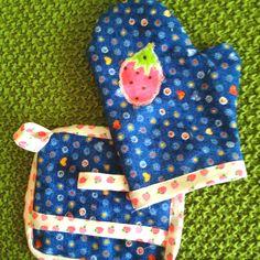 kids kitchen mittens