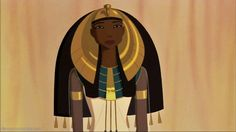 The Prince of Egypt- Queen Tuya