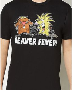 Beaver Fever Nickelodeon T Shirt - Spencer's