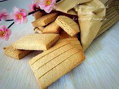 Biscotti Latte e Miele | I Rigoli