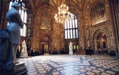 How To Get Into The Houses Of Parliament For Free - Explore the corridors of power.