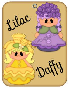 Petal Pals (Lilac & Daffy)