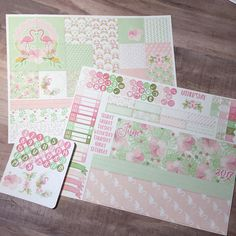 A personal favorite from my Etsy shop https://www.etsy.com/listing/512807098/june-monthly-layout-kit-sized-for-use