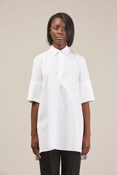 s/s collar shirt by JIL SANDER