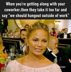 The struggle is real. #introvert