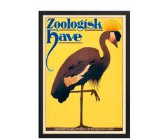 zoo-trane-zoo-13 #plakatgalleridk #copenhagen #copenhagenzoo