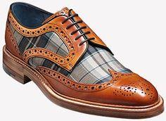 Barker Blair Derby men's shoe: £270.