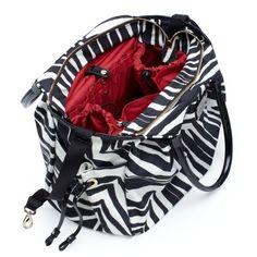 Cape Mountain Stevie Baby Bag