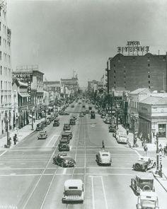 1936 Hollywood Blvd. & Highland Ave.