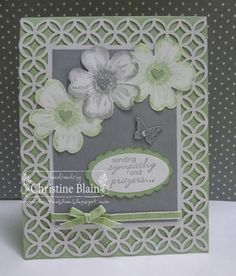 "HAPPY HEART CARDS: STAMPIN' UP!'S ""SIMPLY FABULOUS"" SIMPLY SENT .... PART 1"