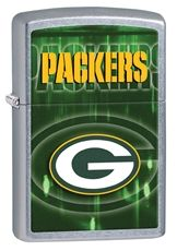 Green Bay Packers - Personalized NFL Zippo Lighters