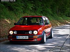 Golf 2 GTI / MK2 / Rabbit / Volkswagen / VW