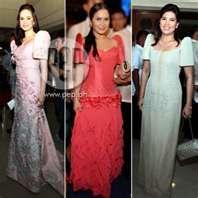 Filipiniana Dress   Filipiniana Dress My Dresses