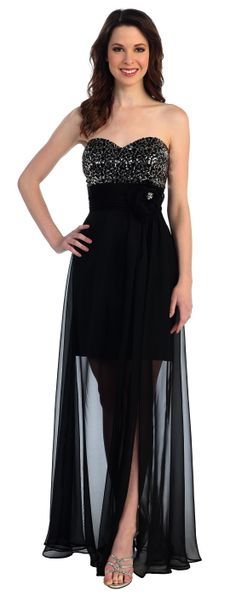 Prom DressEvening Dress under $1001329Very Chic!