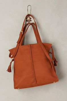 c5d159a01 NIB Anthropologie Miss Albright Tela Tote Rust Leather Tote #fashion  #clothing #shoes #