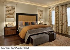 Fabrics in the Bedroom 2014