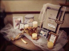 wedding report6 ウェルカムスペース の画像|happyWedding 90日日記
